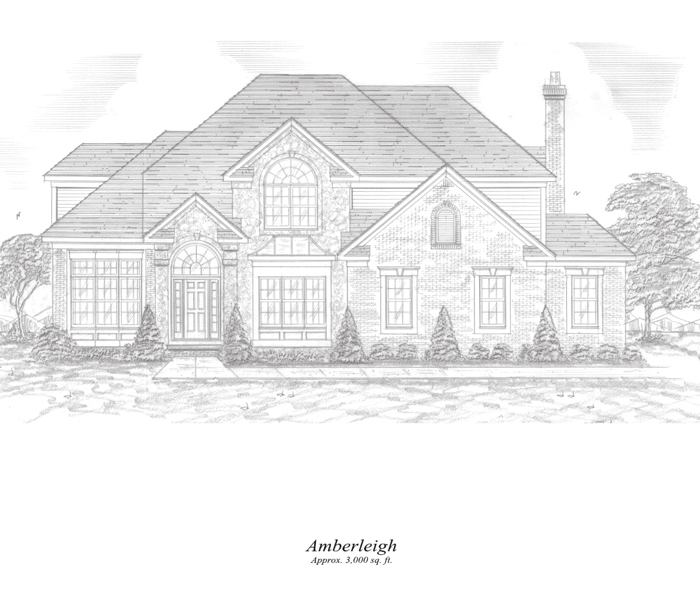 Amberleigh Two-Story Home