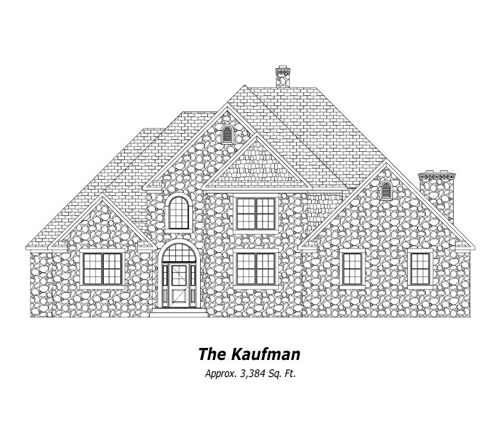 The Kaufman Two-Story Home