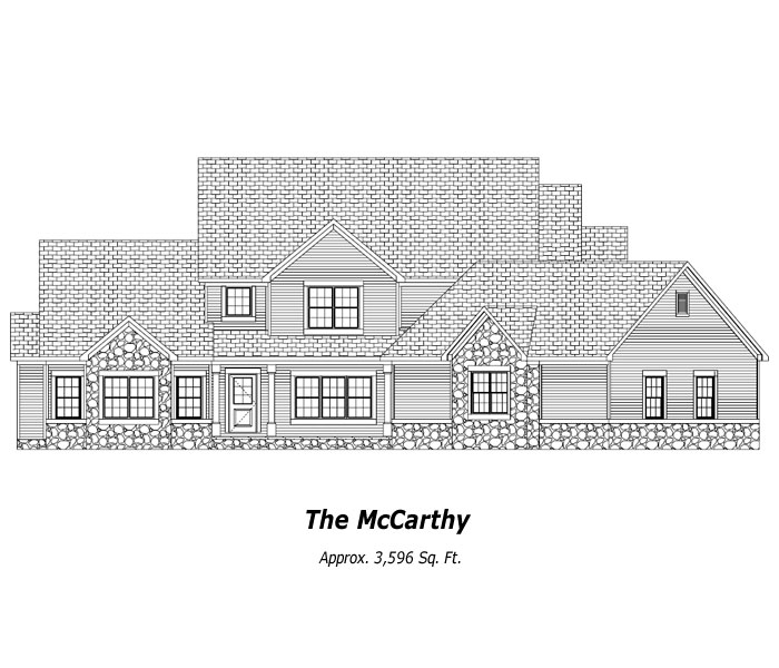 The McCarthy Two-Story Home