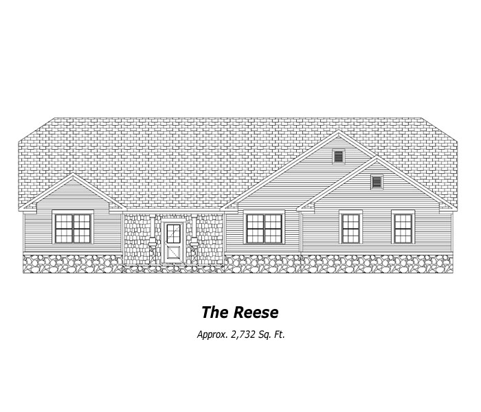The Reese Two-Story Home