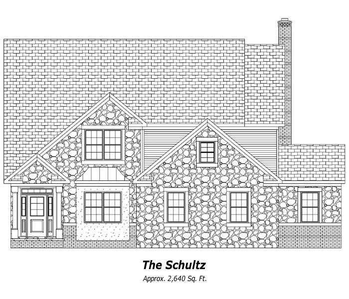 The Schultz Two-Story Home