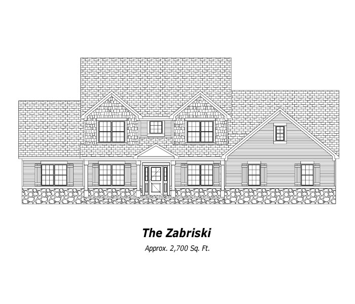 The Zabriski Two-Story Home